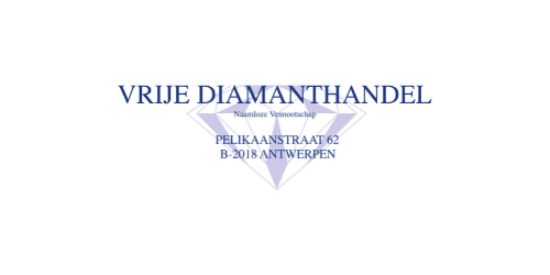 Vrije Diamanthandel logo